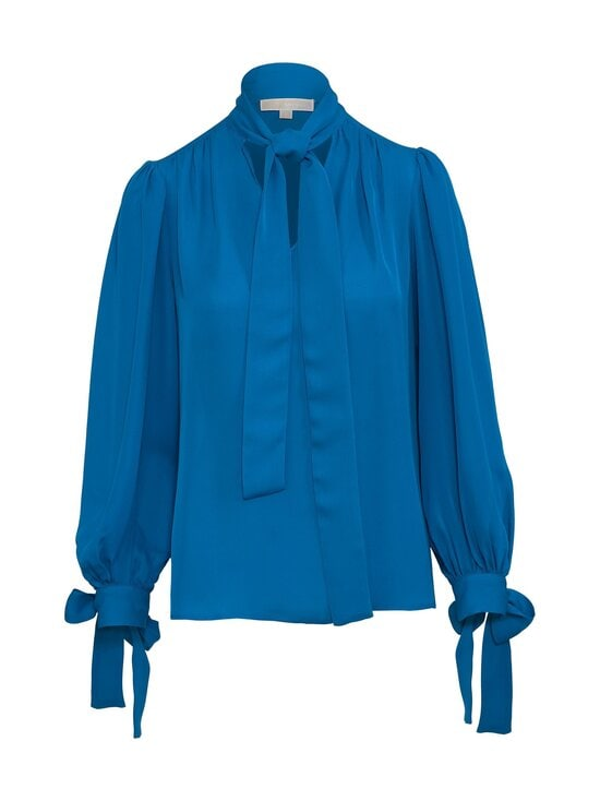Michael Michael Kors - Silkkipusero - 494 BLUE OASIS | Stockmann - photo 1