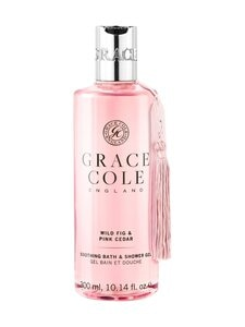 Grace Cole - Wild Fig & Pink Cedar Bath & Shower Gel -suihkugeeli 300 ml - null | Stockmann