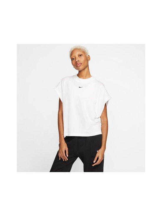 Nike - Essential-paita - 100 WHITE/BLACK | Stockmann - photo 3