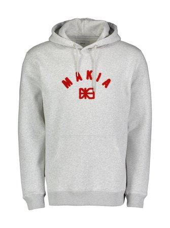 Brand Hooded Sweatshirt hoodie - Makia