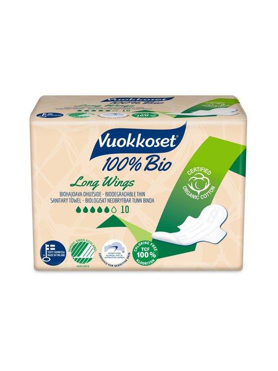 Vuokkoset - Bio Long Wings -ohutside 10 kpl - null | Stockmann - photo 1