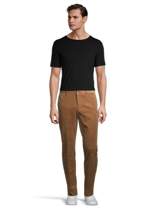 GANT - Slim Cord -housut - 248 DARK KHAKI | Stockmann - photo 2