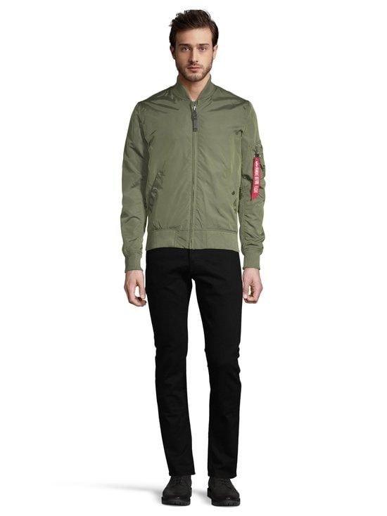 Alpha Industries - MA-1-takki - SAGE-GREEN 01 | Stockmann - photo 2