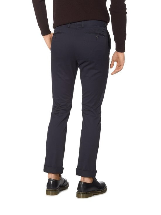 Polo Ralph Lauren - Stretch Slim fit -chinot - AVIATOR NAVY | Stockmann - photo 4