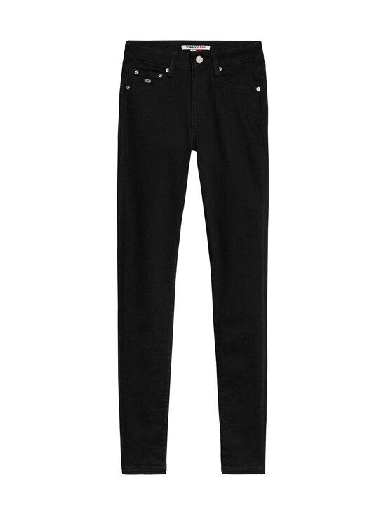 Tommy Jeans - Sylvia High Rise Super Skinny -farkut - 1BY MALMO BLACK STR   Stockmann - photo 1
