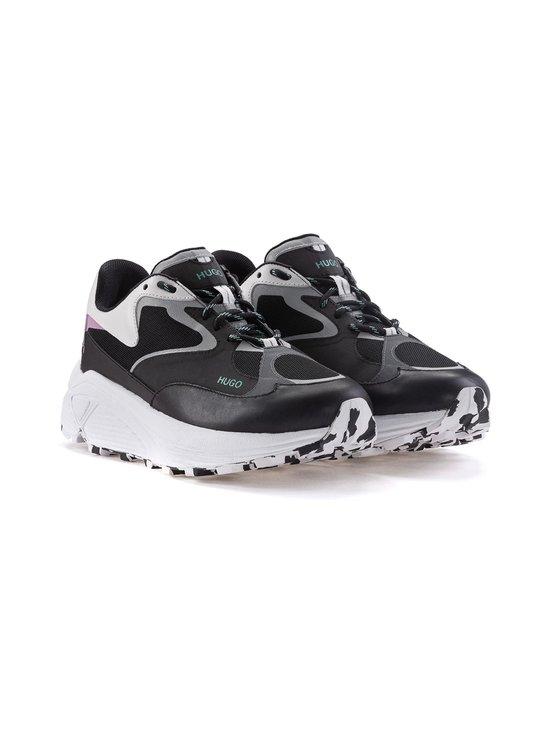 HUGO - Horizon Runn Thmix -sneakerit - 001 BLACK | Stockmann - photo 1