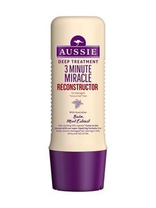 Aussie - 3 Minute Miracle Reconstructor Treatment -tehohoito 250 ml | Stockmann