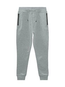 Name It - NMMVALON-collegehousut - GREY MELANGE | Stockmann