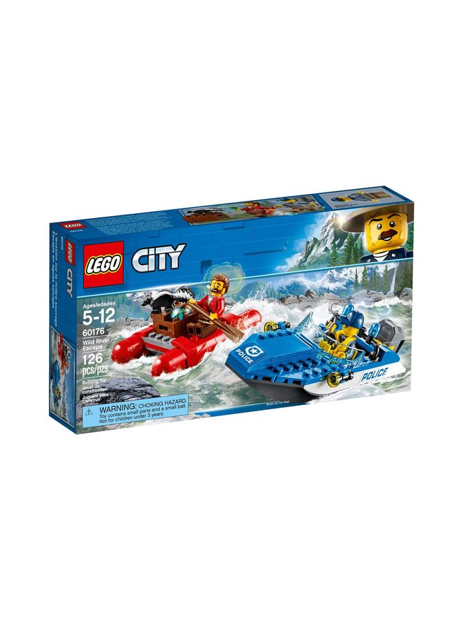 LEGO Villi jokipako