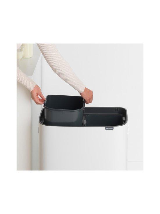 Brabantia - Bo Touch Bin -roska-astia 2 x 30 l - WHITE | Stockmann - photo 6