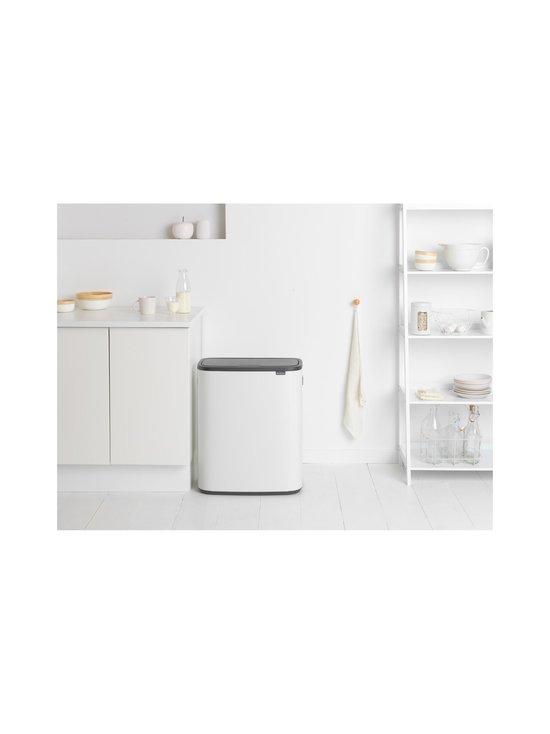 Brabantia - Bo Touch Bin -roska-astia 2 x 30 l - WHITE | Stockmann - photo 8