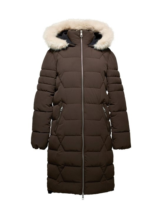 Esprit - Toppatakki - 200 DARK BROWN | Stockmann - photo 1