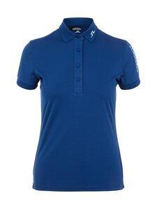 J.Lindeberg - Tour Tech Golf Polo -pikeepaita - O341 MIDNIGHT BLUE | Stockmann