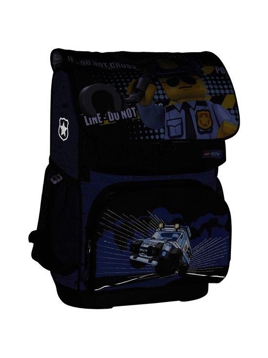 Lego - Optimo Schoolbag With Gymbag -reppu - 2003 - LEGO CITY POLICE COP | Stockmann - photo 6