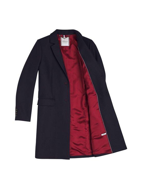 Tommy Hilfiger - TH Essential Wool Blend Classic Coat -villakangastakki - DW5 DESERT SKY | Stockmann - photo 3
