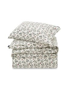 Lexington - Holiday Printed Cotton Flannel Set -pussilakanasetti - WHITE/GREEN | Stockmann