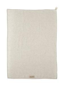 Balmuir - Pellavakeittiöpyyhe 50 x 70 cm - LINEN MELANGE (BEIGE) | Stockmann