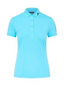 J.Lindeberg - Tour Tech Golf Polo -pikeepaita - O111 BEACH BLUE | Stockmann