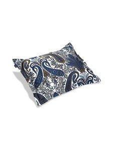 Gant Home - Key West Paisley -tyynyliina 50 x 60 cm - SATEEN BLUE | Stockmann