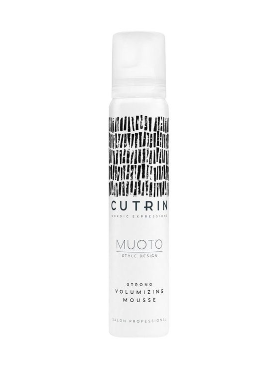 Muoto Strong Volumizing -volyymivaahto 100 ml