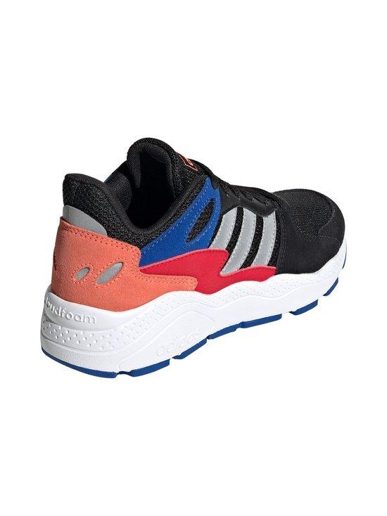 adidas Performance - Crazychaos-sneakerit - CBLACK/SIL CBLACK/SILVMT/CROYAL | Stockmann - photo 4