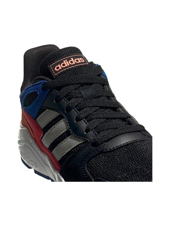 adidas Performance - Crazychaos-sneakerit - CBLACK/SIL CBLACK/SILVMT/CROYAL | Stockmann - photo 9