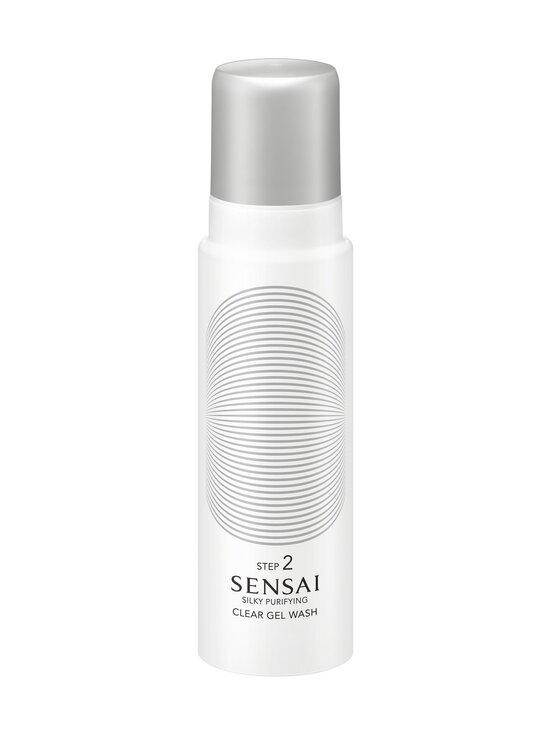 Sensai - Silky Purifying Clear Gel Wash -puhdistusgeeli 145 ml - VAR_1 | Stockmann - photo 1