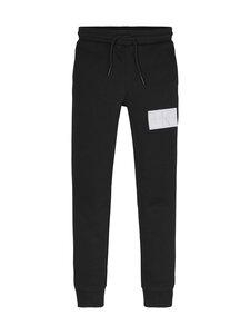 Calvin Klein Kids - Monogram Reflective Sweatpant -collegehousut - BEH CK BLACK | Stockmann
