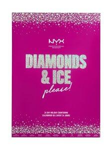 NYX Professional Makeup - Diamonds & Ice, Please -joulukalenteri - null   Stockmann