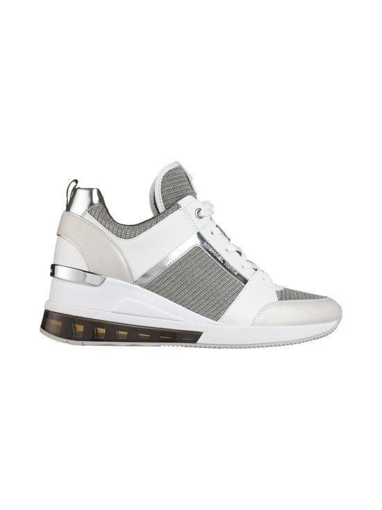Georgie Extreme Glitter Chain-Mesh And Leather -sneakerit