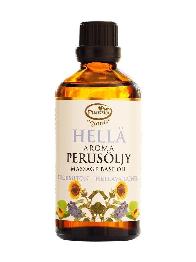 Aroma-perushierontaöljy 100 ml