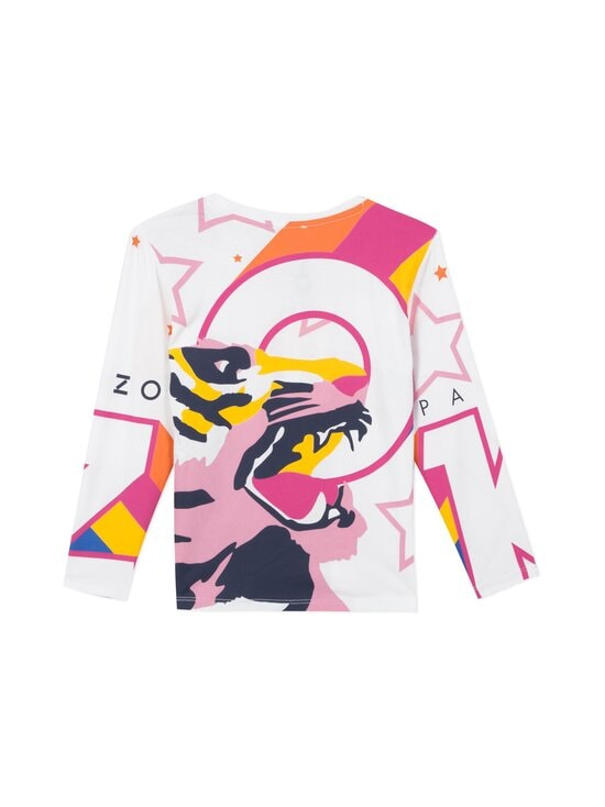 KENZO KIDS - Kristin-paita - 01 OPTIC WHITE | Stockmann - photo 2
