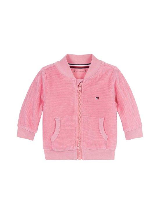 Baby Velour Zip-Up Sweatshirt -svetaritakki