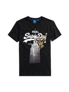 Superdry - Photo Tee -paita - 02A BLACK | Stockmann