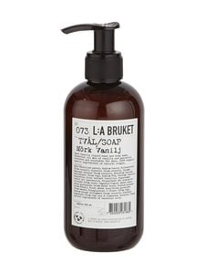 L:A Bruket - No 73 Dark Vanilla -nestesaippua 250 ml | Stockmann