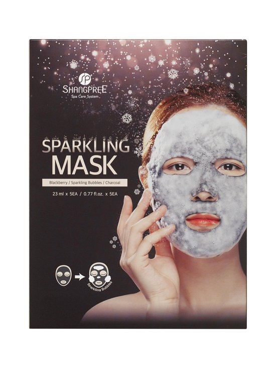 Shangpree - Sparkling Mask -kangasnaamio 23 ml - NOCOL | Stockmann - photo 1