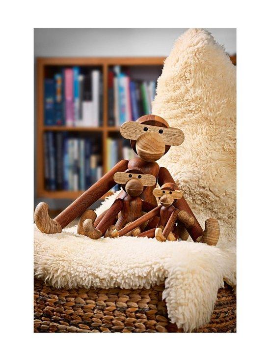 Kay Bojesen - Monkey Small -apinafiguuri 20 cm - RUSKEA   Stockmann - photo 4