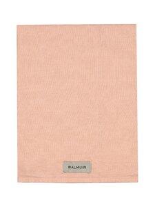 Balmuir - Pellavakeittiöpyyhe - 411 BLUSH | Stockmann