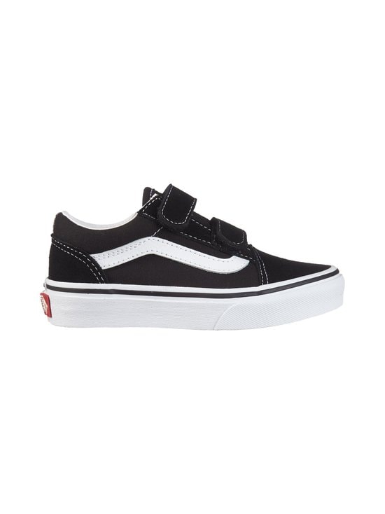 Vans - Old Skool V -tennarit - BLACK/TRUE WHITE | Stockmann - photo 1