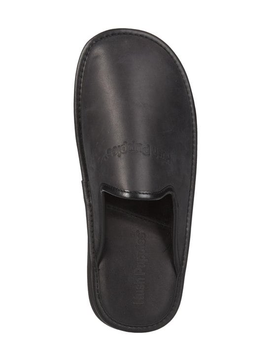 Hush Puppies - Nahkatohvelit - BLACK | Stockmann - photo 2