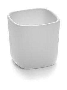 Serax - Heii Bowl High Square -kulho 6 x 6 cm - WHITE | Stockmann
