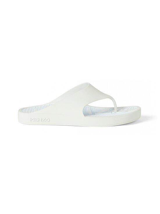 Kenzo - New Flip Flop -sandaalit - 01 WHITE   Stockmann - photo 1