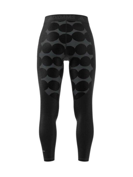 adidas x Marimekko - TF -treenitrikoot - BLACK | Stockmann - photo 2