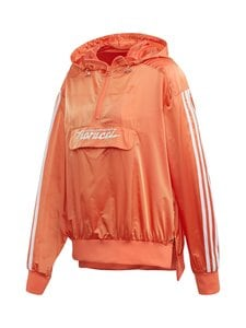 adidas Originals - Fiorucci Windbreaker -takki - SEMI CORAL | Stockmann