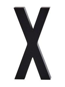 Design Letters - Architect-kirjain (A-Z) 50 mm - BLACK | Stockmann
