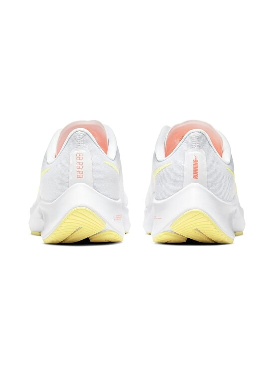 Nike - Air Zoom Pegasus 37 -kengät - 105 WHITE/LT ZITRON-BRIGHT MANGO   Stockmann - photo 2