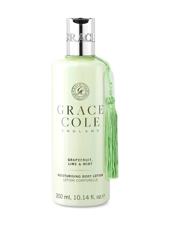 Grace Cole - Grapefruit, Lime & Mint Body Lotion -vartalovoide 300 ml - VIHREÄ   Stockmann - photo 1