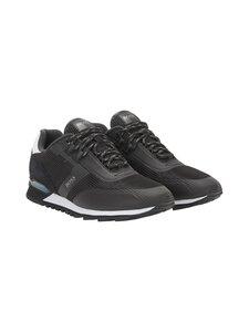 BOSS - Parkour_Runn_me -sneakerit - 001 BLACK | Stockmann