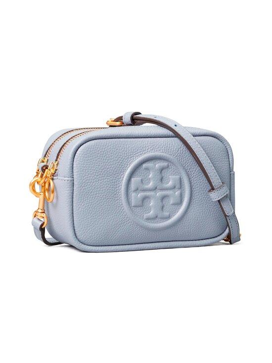 Tory Burch - Perry Bombé Mini Bag -nahkalaukku - 023 CLOUD BLUE | Stockmann - photo 3