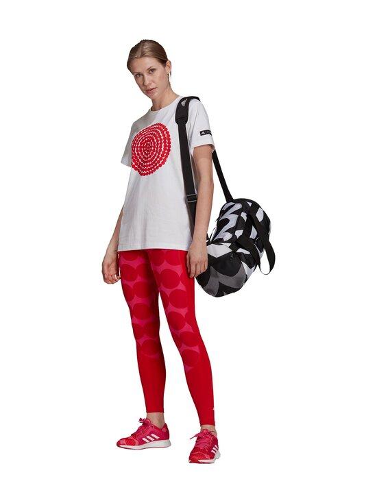 adidas x Marimekko - GFX 3-paita - WHITE | Stockmann - photo 7